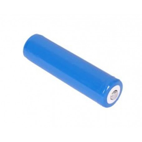 BSE - Doorbell 18650 battery from BSE 2600mAh 3.7V Button Top - Size 18650 - BS372-CB