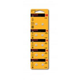 Kodak - Kodak Max Alkaline AG1 SR60 /364 1.5V Watch Battery - Button cells - BS378-CB