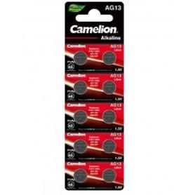 Camelion - Camelion AG13/LR44/76A/V13GA/A76 1.5v Alkaline button cell battery - Button cells - BS385-CB