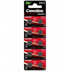 Camelion AG13/LR44/76A/V13GA/A76 1.5v Alkaline button cell battery