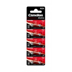 Camelion G4 / AG4 / L626 / SR626 / 377 / 37 1.5V Alkaline button cell battery