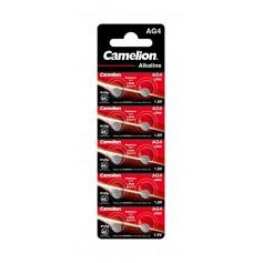 Camelion G4 / AG4 / L626 / SR626 / 377 / 37 1.5V Alkaline button cell battery