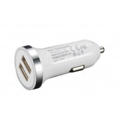 Nitecore 2A Double USB car charger adapter