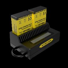 Nitecore UGP3 double USB charger for Hero3 and Hero3 +