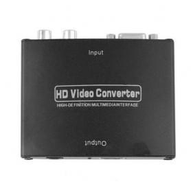 NedRo, VGA to HDMI HD VGA R/L Audio Converter AL085, VGA adapters, AL085