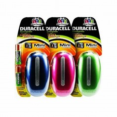 Duracell Mini Charger incl. 2 x AA 2000mAh batteries