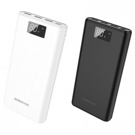 BOROFONE - BOROFONE Fullpower BT2D 30000mAh Power Bank 3x USB Output - Powerbanks - H100985-CB