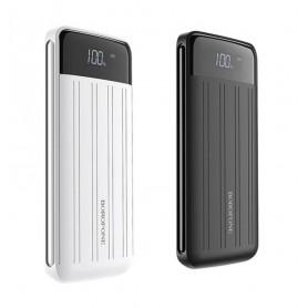 BOROFONE - BOROFONE Universal energy BT21A 20000mAh Powerbank 2x USB Output + LED Flashlight/Torch - Powerbanks - H100976-CB ...