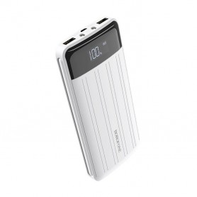 BOROFONE, BOROFONE Universal energy BT21A 20000mAh Powerbank 2x USB Output + LED Flashlight/Torch, Powerbanks, H100976-CB