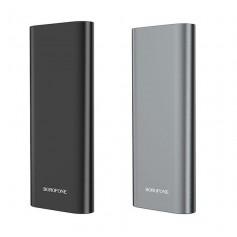 BOROFONE - BOROFONE Business Class BT19B 20000mAh Powerbank 2x USB Output - Powerbanks - H100981-CB