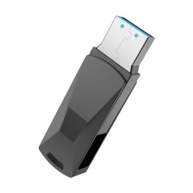 HOCO - Hoco Wisdom UD5 USB 3.0 Metal Memory Flash Disk Drive - SD and USB Memory - H100704-CB