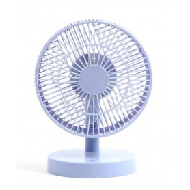 NedRo - Adjustable Fan with battery and USB charging cable - Computer gadgets - TB011-CB www.NedRo.us