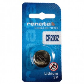 Renata, Renata Battery CR2032 6032 3V, Button cells, BS217-CB