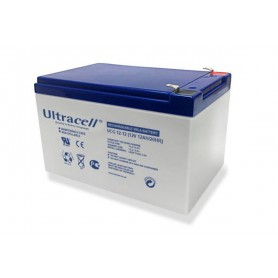 Ultracell, Ultracell Deep Cycle Gel UCG 12V 12000mAh Rechargeable Lead Acid Battery, Battery Lead-acid , NK420