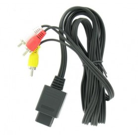 OTB - AV Cable for Nintendo 64 GameCube and SNS - Nintendo 64 - YGN234 www.NedRo.us