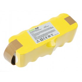 Green Cell - Battery for iRobot Roomba 500 600 700 800 series 14.4V 3300mAh Ni-MH - Electronics batteries - GC069