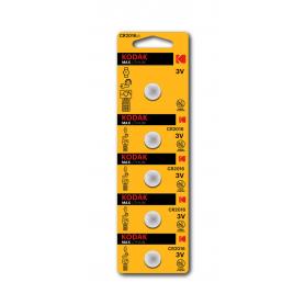 Kodak, Kodak Max CR2016 3V Lithium Battery, Button cells, BS416-CB, EtronixCenter.com