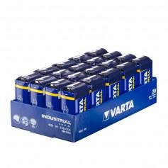 Varta Industrial Alkaline 9V / E-Block / 6LP3146 / 4022