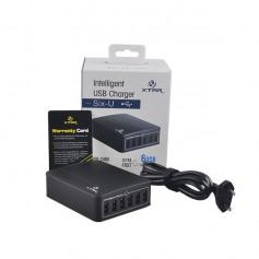 XTAR - Xtar U1 SIX-U USB Charger Hub 6 Ports Independent Channels of 2,4A - Ports and hubs - NK202