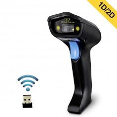 Symcode Wireless 1D/2D Barcode Scanner 2.4GHz