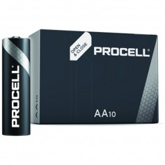 Duracell - PROCELL (Duracell Industrial) LR6 AA 1.5V alkaline battery - Size AA - NK441-CB