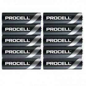 Duracell, PROCELL (Duracell Industrial) LR6 AA 1.5V alkaline battery, Size AA, NK441-CB, EtronixCenter.com