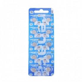 Renata - Renata 399 / SR 927 W / G7 High Drain E watch battery - Button cells - NK442-CB