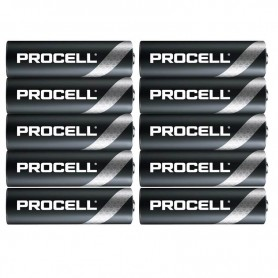 Duracell, PROCELL AAA LR03 (Duracell Industrial) alkaline battery, Size AAA, NK443-CB