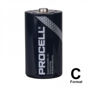 Duracell, PROCELL (Duracell Industrial) C/LR14 Alkaline, Size C D 4.5V XL, NK446-CB, EtronixCenter.com