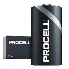 Duracell - PROCELL (Duracell Industrial) LR20 D Alkaline battery - Size C D 4.5V XL - NK445-CB