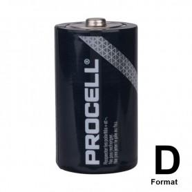 Duracell, PROCELL (Duracell Industrial) LR20 D Alkaline battery, Size C D 4.5V XL, NK445-CB, EtronixCenter.com