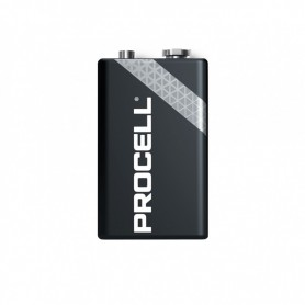 Duracell - PROCELL 9V (Duracell Industrial) Alkaline E-Block / 6LP3146 - Other formats - NK444-CB www.NedRo.us