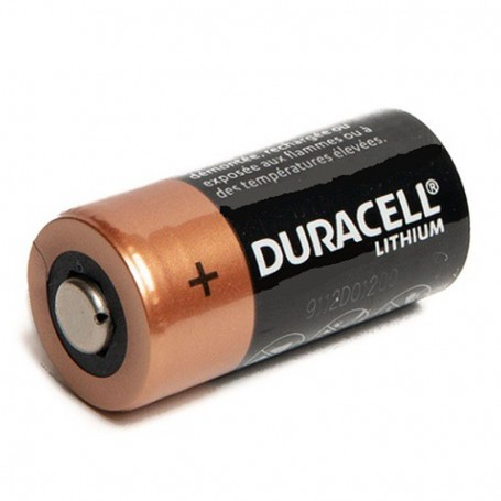 Duracell, Duracell CR123A CR123 3V lithium battery, Other formats, NK048-CB