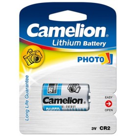 Camelion - Camelion CR2 3V 850mAh Lithium battery - Other formats - BS422-CB