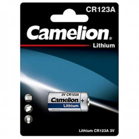 Camelion - Camelion Lithium CR123 3V 1300mAh - Other formats - BS423-CB