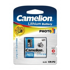 Camelion CR-P2 CRP2 6V 1400mAh Lithium battery