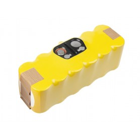 Green Cell, Battery for iRobot Roomba 510 530 540 550 560 570 580 610 620 625 760 770 780 series 14.4V 3500mAh Ni-MH, Electro...