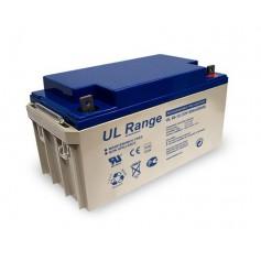 Ultracell - Ultracell VRLA / Lead Battery UL 12v 65000mAh UL65-12 - Battery Lead-acid  - BS439