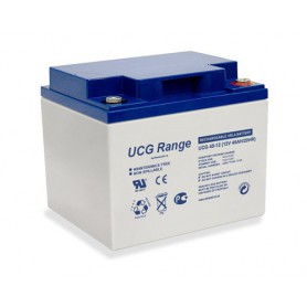 Ultracell, Ultracell DCGA/Deep Cycle Gel UCG 12V 45000mAh Rechargeable Lead Acid Battery, Battery Lead-acid , BS441