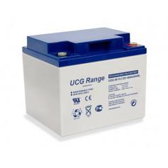Ultracell - Ultracell DCGA/Deep Cycle Gel UCG 12V 45000mAh Rechargeable Lead Acid Battery - Battery Lead-acid  - BS441