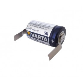Varta, U-Tag Varta CR 1/2 AA lithium battery 3V, Size AA, BS444