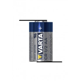 Varta - Z-Tag Varta CR 1/2 AA lithium battery 3V - Other formats - BS445