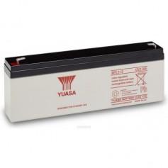 Yuasa - Yuasa NP2.3-12 Rechargeable Lead Acid Battery 12v / 2.3 Ah - Battery Lead-acid  - BS453