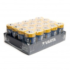 Varta Industrial PRO LR14 C alkaline battery 7800mAh - Pack of 20 pieces