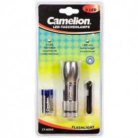 Camelion, Flashlight 9 LED Camelion Torch CT4004, Flashlights, BS458