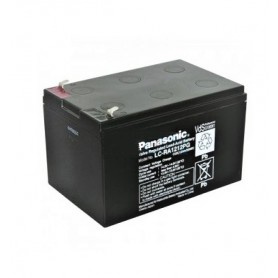 Panasonic - Panasonic 12V 12Ah Lead battery LC-RA1212PG - Battery Lead-acid  - NK453