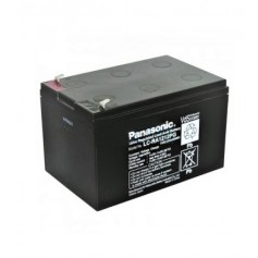 Panasonic 12V 12Ah Lead battery LC-RA1212PG