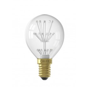 Calex, Pearl LED ball lamp E14 70lm 240V 1W 2100 K., E14 LED, CA0194-CB