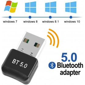 NedRo, Bluetooth 5.0 USB Dongle Adapter V5.0, Home, AL1093