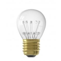 Calex - Pearl LED lamp E27 70lm 240V 1W 2100 K - E27 LED - CA0195-CB